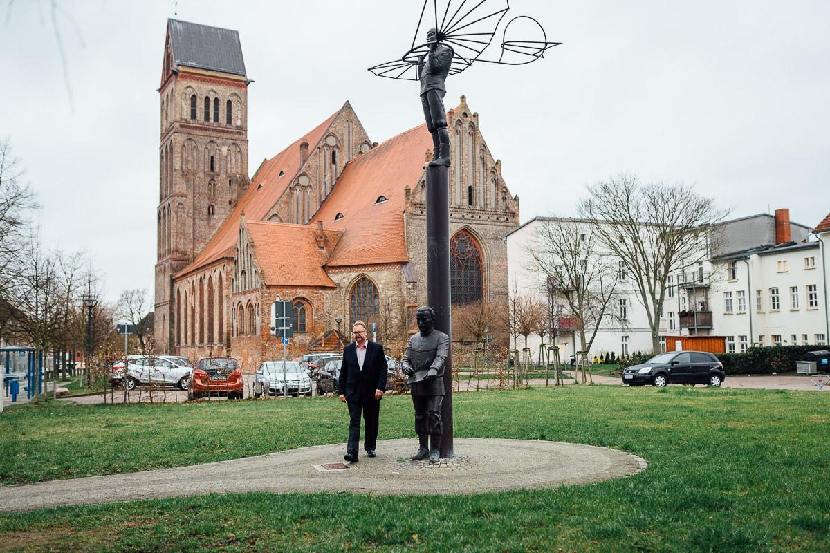 Denkmal Brüder Lilienthal