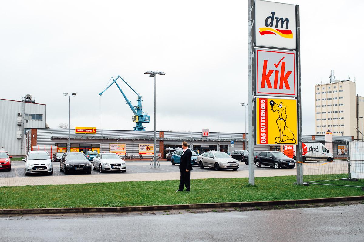 EKZ Hafen Anklam