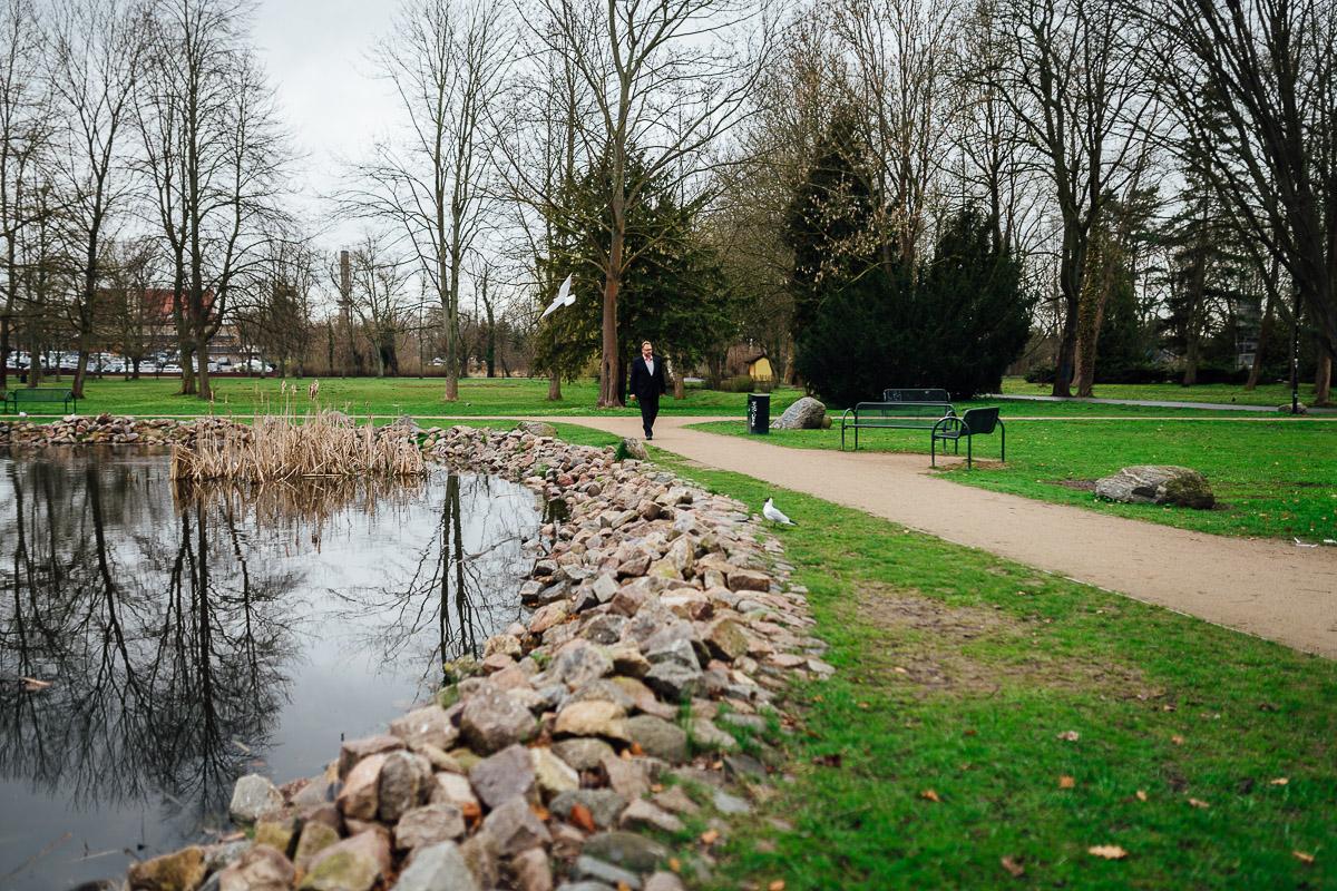 Stadtpark Anklam